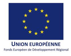 Logo financé par l'Union Européeen dans le cadre du programme FEDER à hauteur de 12 572€