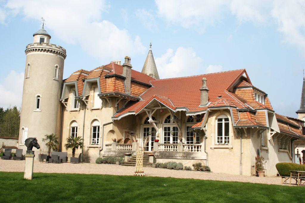 Chateau Manoncourt