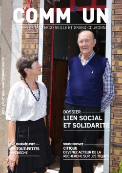 Couverture du magazine intercommunal n°3