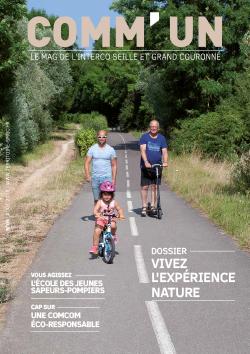 Couverture du magazine intercommunal n°5