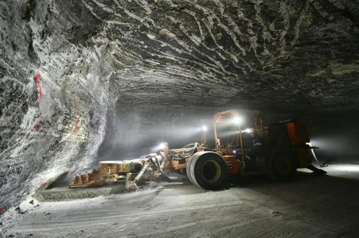 Mines Varangeville
