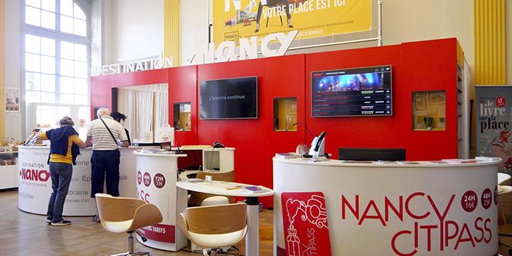 office tourisme nancy