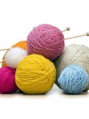 Affiche de l'évènement Journée Mondiale du tricot